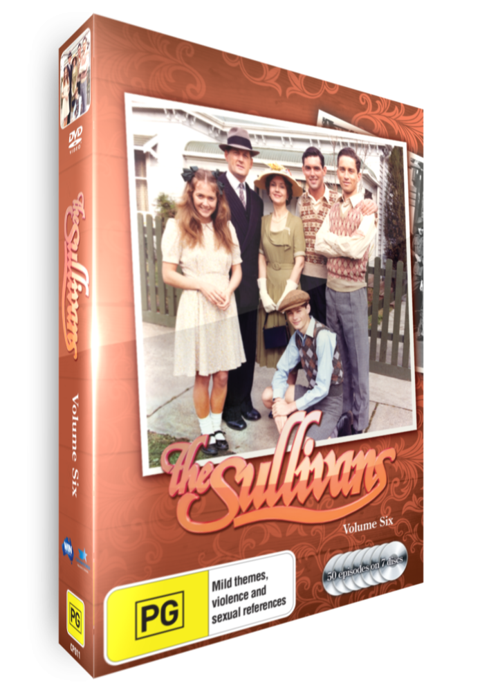 The Sullivans - Volume 06
