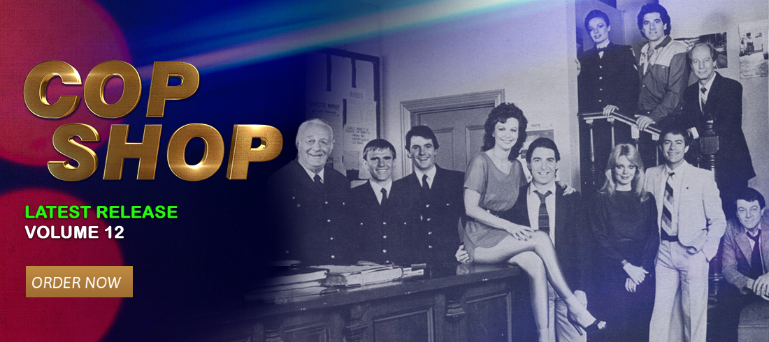 Cop Shop Vol 12 - Latest Release